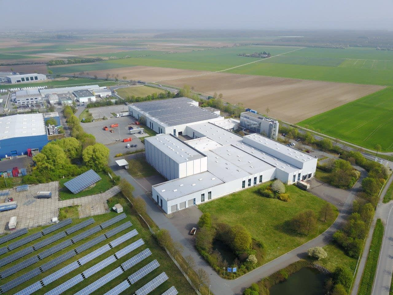 Büroflächen Groß-Rohrheim