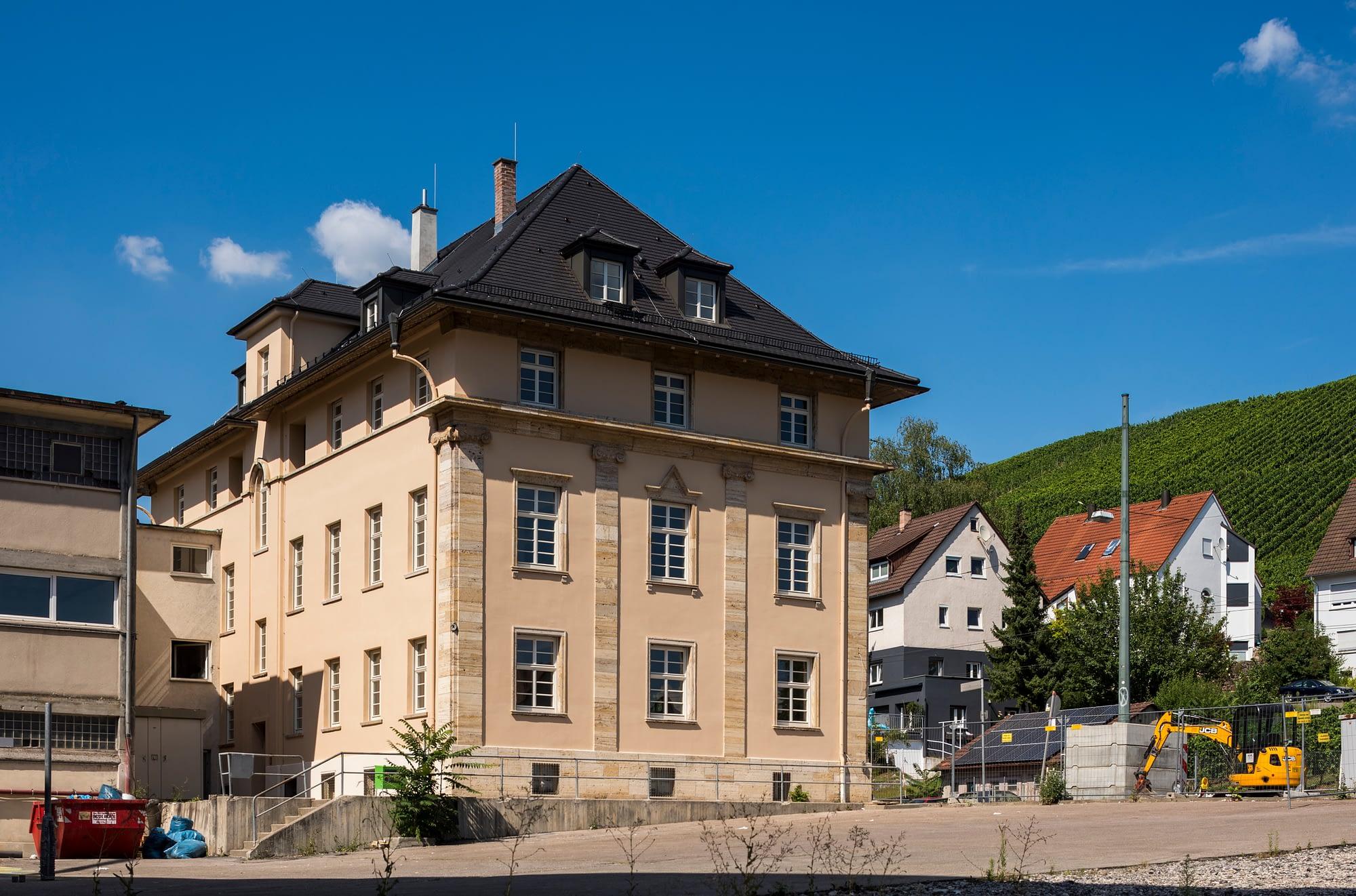 Villa am Hammerwerk Stuttgart