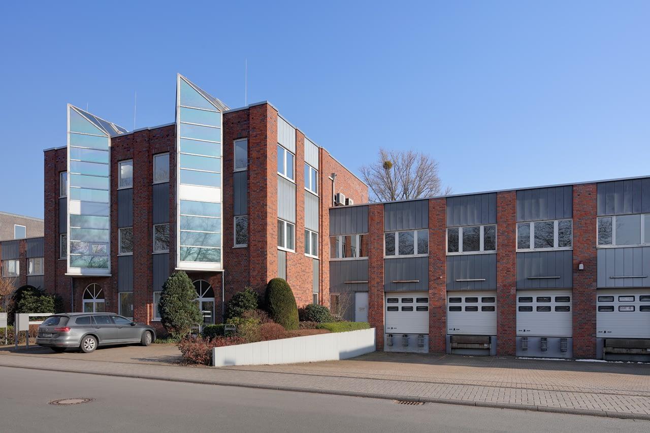 Büroräume in Duisburg